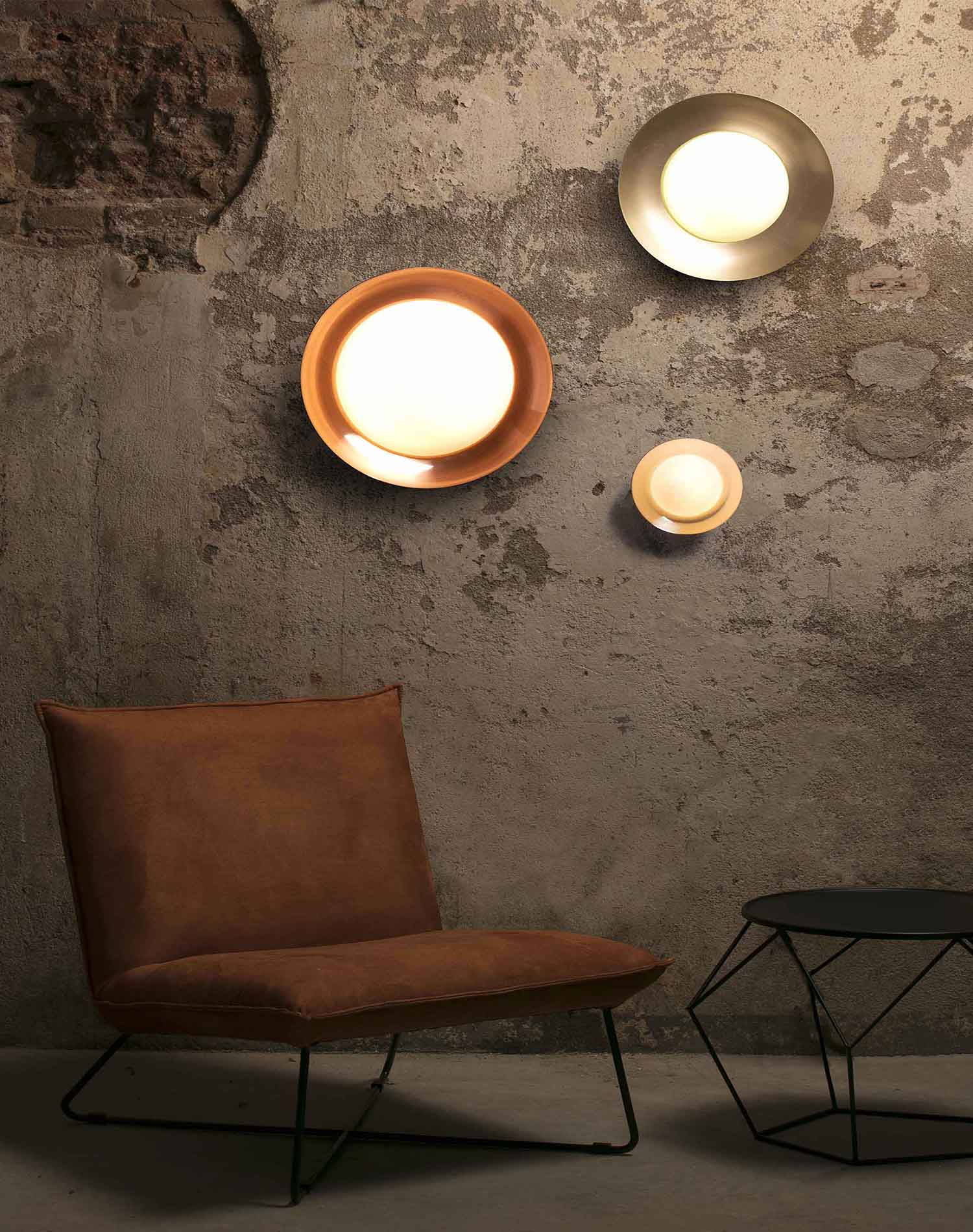 More information of SIDE wall lamp - Faro