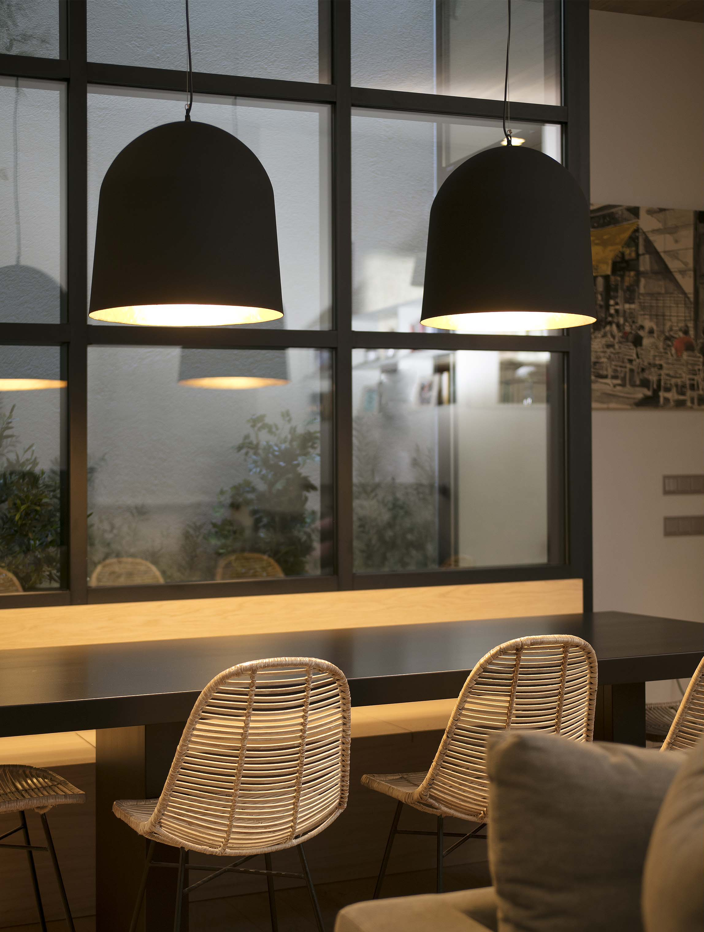 More information of Cráter pendant lamp - Faro