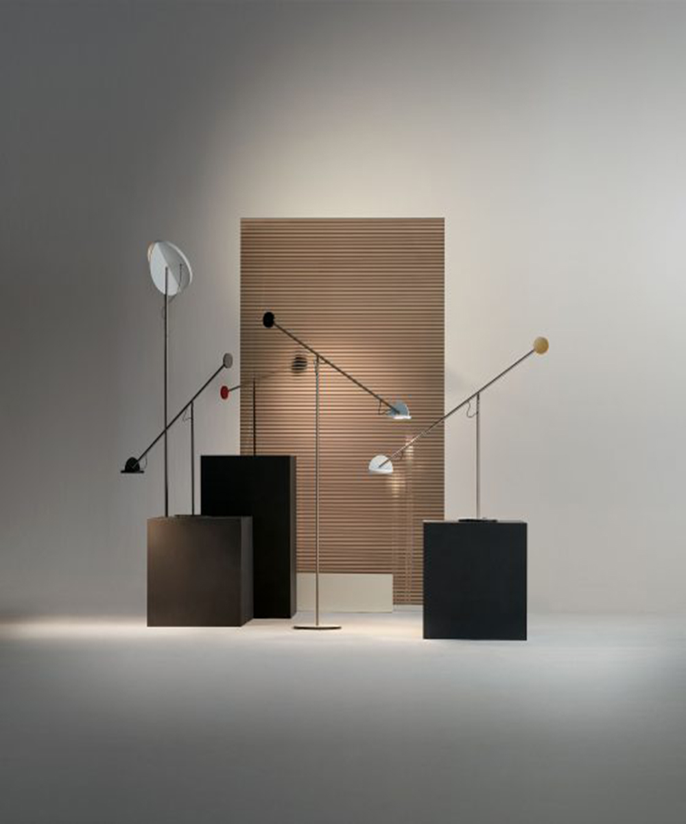 More information of Marset - COPÉRNICA floor lamp
