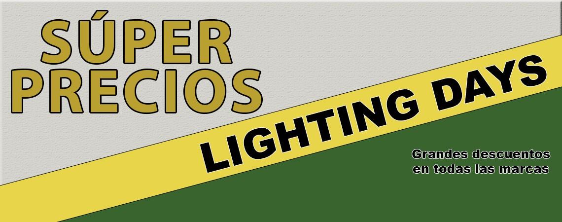 Aprovecha los lighting days